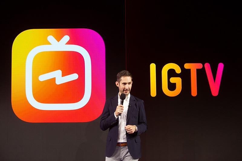 Instagramの新アプリ「IGTV」って何ー?
