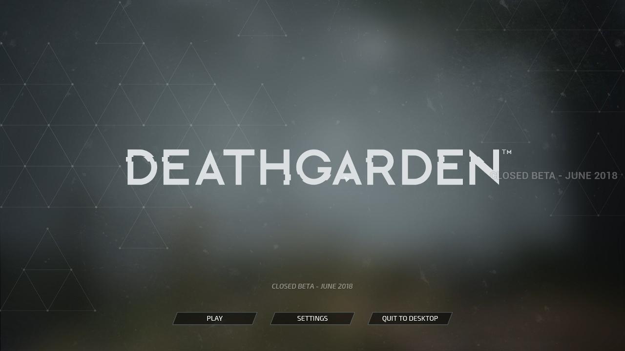 非対称アクションゲーム「Deathgarden」クローズドベータ参加してみた。