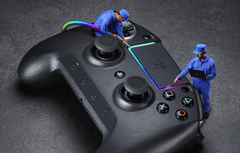 Razer Raiju Ultimate, TE 販売開始。