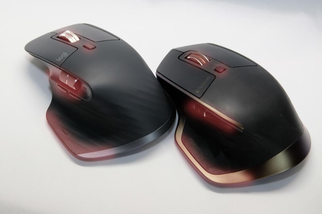 左:MX3/右:初代MX