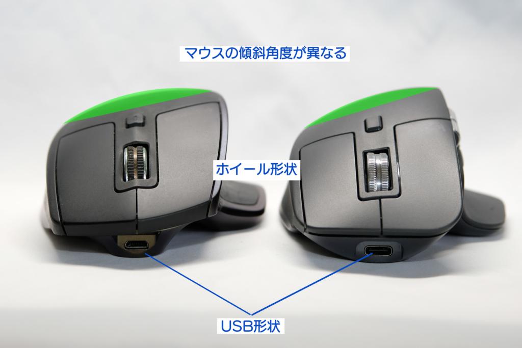 左:初代MX/右:MX3