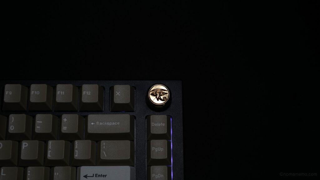 Glorious GMMK PRO キーボード ロータリーノブ